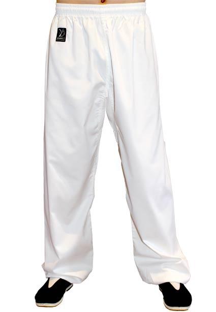 Kung Blanc Pantalon tai Fu Chi 43jRAL5