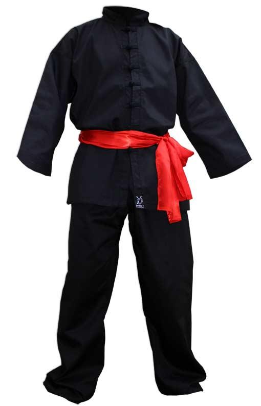 Black Kung Fu, Vo Co Truyen uniform